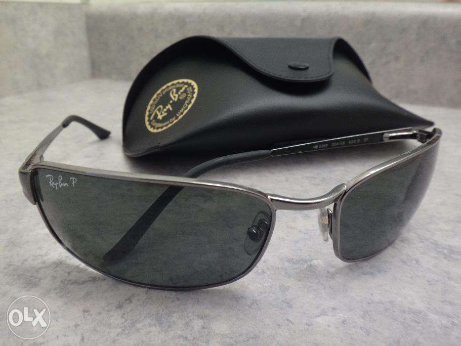 b3ed72991c RayBan RB3269 Made in Italy Polarized Sunglasses with Case in Davao ...