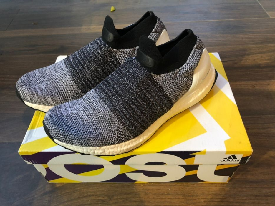 Good As New Orig Adidas Ultra Boost Laceless Size 8 In Manila Metro