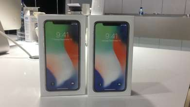 [Original by Apple Inter] iPhone X 64Gb Silver