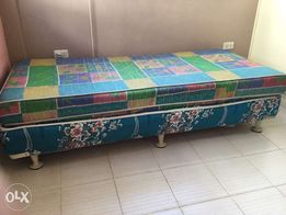 Double Deck Bed With Pull Out Bed Price