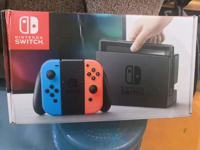 Nintendo switch Neon full set memory 128gb fullgame