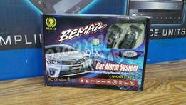 Bemaz Car Alarm System for your car Security with 1 year warranty