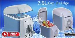 Car Fridge minimize the amount of light that reaches your eyes so