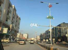 Plot Is Available For Sale Ghauri Town Phase 5