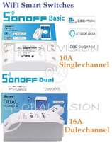 Sonoff Wireless Wifi Switch Remote Controle Via IOS Androidfor samrt h
