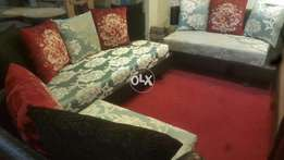 Sofa set cushions 321 Very fine quality