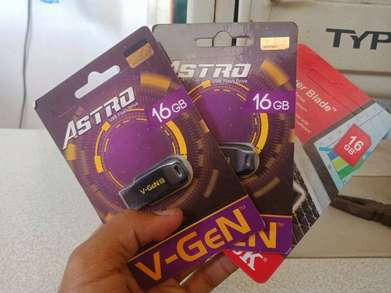 Flash disk V-Gen original Baru