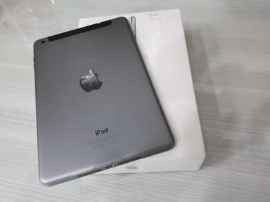 Ipad Apple Mini 2 Lte 32 Gb Mulus Nego