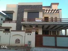 Ground+basement 1canal house 5bedroom for rent in bahria town ph4