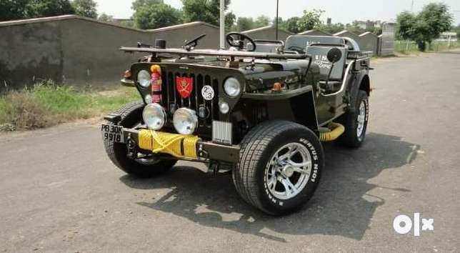 Jeep Cars In Tirupati Olx In