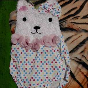 romper baby real pict