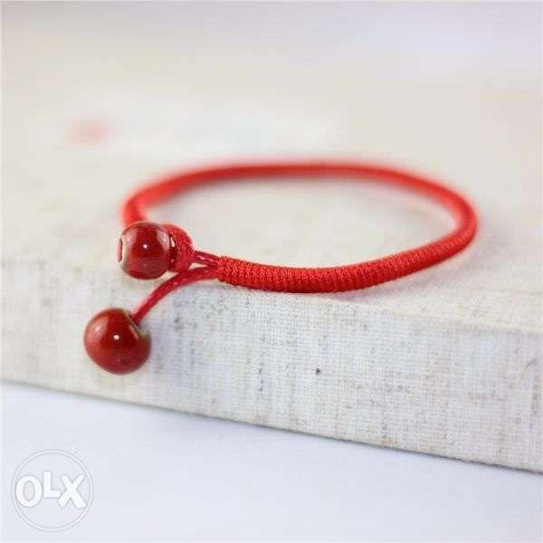 5b6189b533ba66 lucky charm trending red string from tibet bracelet in Manila, Metro ...