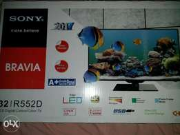 Sony bravia 32 inches led r552d