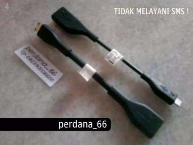 HDMI & OTG Kabel Data Nokia Perdana N8xl7simPATI USB E6x11digit90Flexi