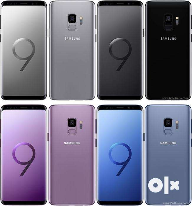 samsung galaxy s9 plus in 6/128 gb ram and rom variant available