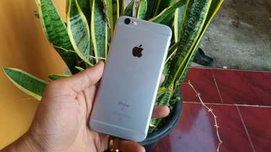 iphone 6s intrnal q6 Gb like new lngkab