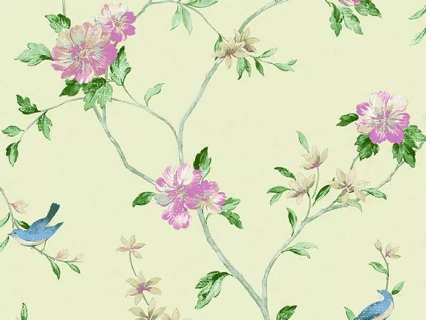 Wallpaper Bunga Indah Dekorasi Rumah 761017553