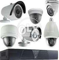 CCTV cameras package with affordable prices