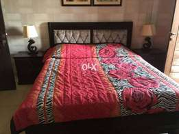 Fully furnished apartment in Civic center phase 4 bahria.