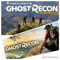 All pakistan Tom Clancy's Ghost Recon wildlands PC Game available Now