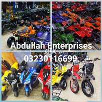 Fuel all verity of atv quad bike deliver all pak . ABDULLAH ENTERPRISE