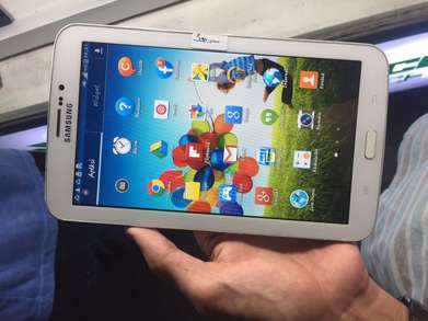 Samsung Galaxy Tab3 Full Set