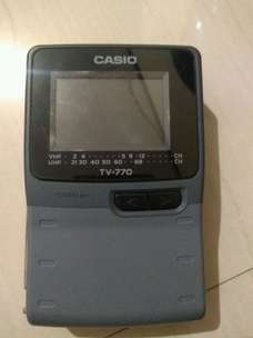 Casio TV 770 pocket
