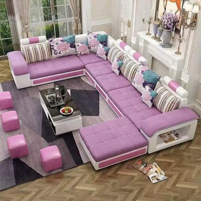 Pink And White Colour Combinations Sofa Chairs 1000759443