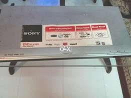 Sony dvd player with remote cable