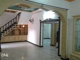 Single Story Independent 12 Marla 3 Bed,for Rent Korang Town,Isb.
