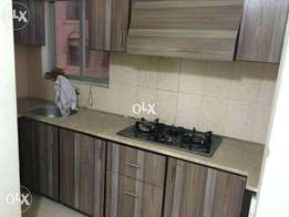 Defence 3bed rooms flat available for Rent at Rahat commercial