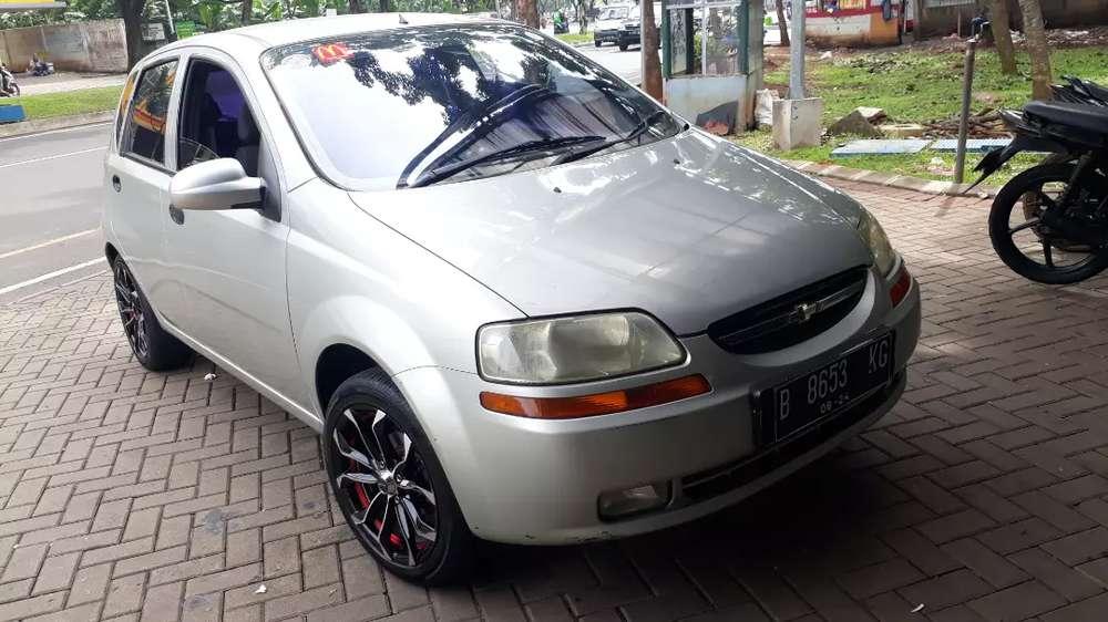 Aveo Manual 2004 Bisa Tt Motor Mobil Mobil Bekas 818732770