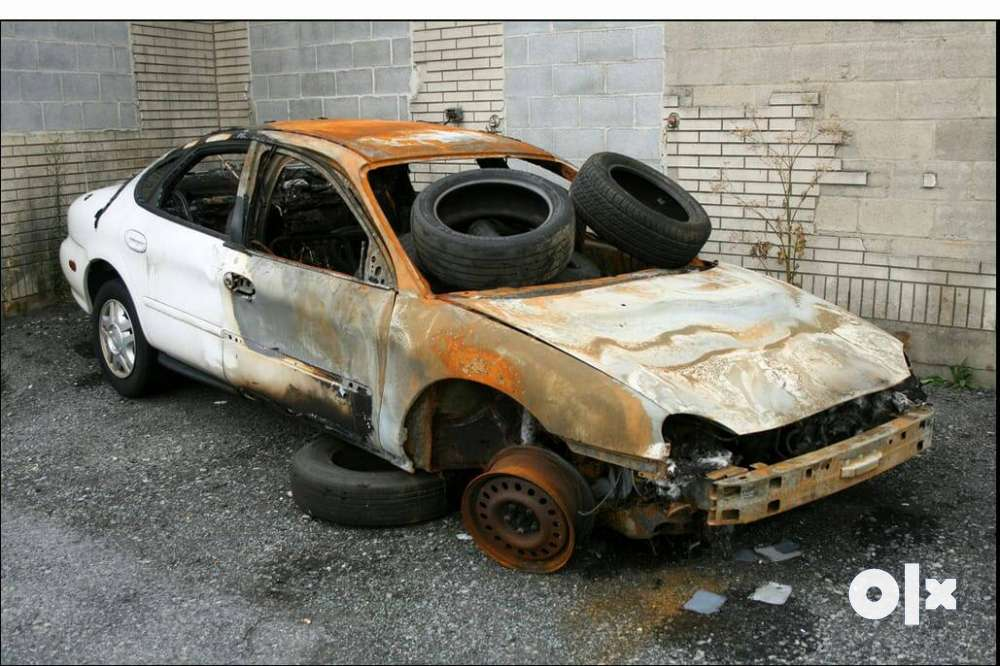 Scrap car beche at best price call - Delhi - Cars - Sant Garh