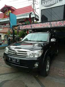 FORTUNER V Luxury Bensin AT 2005 Antik
