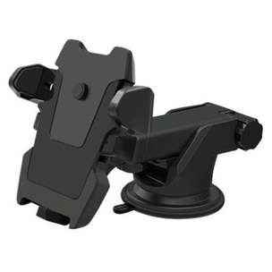 Taffware Car Holder for Smartphone with Suction Cup - T003 - Black