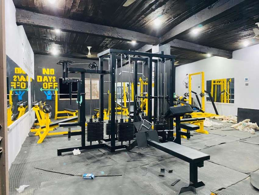 All gym equipments - Gym & Fitness - 1020438157