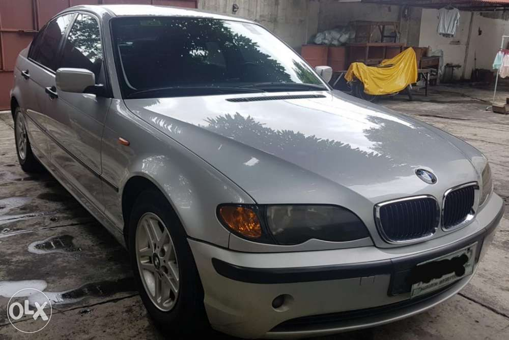 Bmw E46 316 2003 For Sale Philippines Find 2nd Hand Used Bmw E46