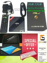 H96pro+ Android TV Box 4k