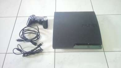 PS3 slim 1 TB seri 2507B