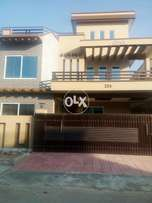 11 Marla Upper portion Brand new For rent in phase 5 Bahria Town Rawal