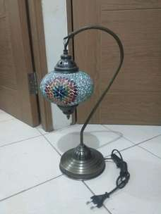 Lampu Meja *Made In Turkey