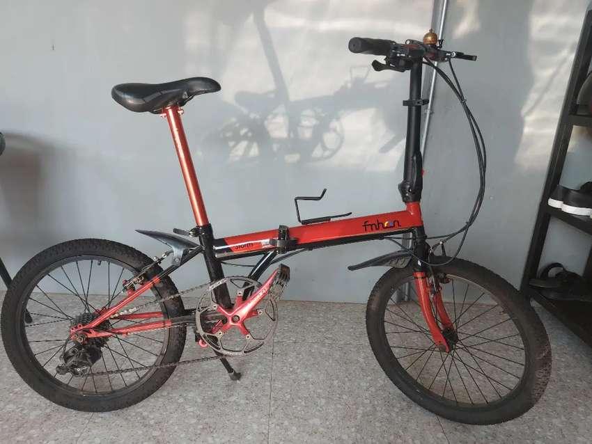 Jual Sepeda Lipat Laux Venice Modifikasi Sepeda Aksesoris 807907633