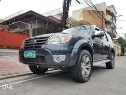 Sponsored Fastbreak  Ford Everest Manual Nsg Calasiao