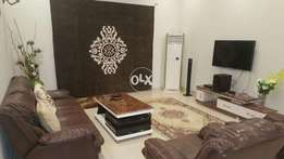 Brand New Portion 3 Bed DD on Rent Fully Secured area DHA Phase 8