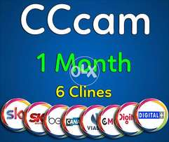 CCCAM Recharge low price