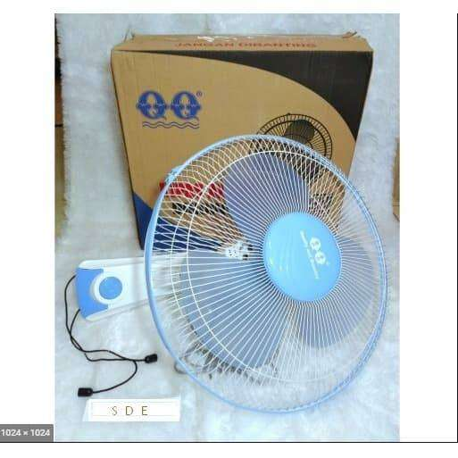 Qq Wall Fan 16 Inch Gmm 370 Kipas Angin Dinding Tembok 16 Murah Sni Elektronik Rumah Tangga 816847639