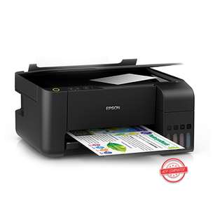 Printer Epson All In One Print Scan Copy