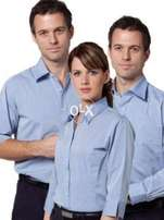 Office uniforms Special Quality with monograms