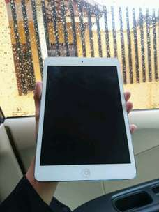 ipad mini 1 (bonus soft case)