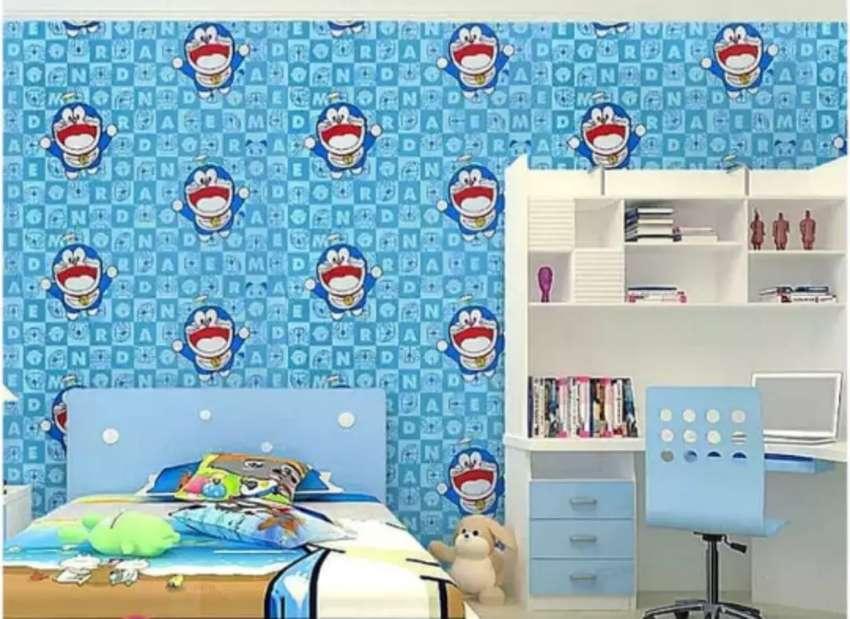 Wallpaper Dinding Kamar Anak Dekorasi Rumah 758987718
